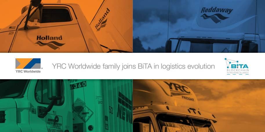 YRC Worldwide Joins BiTA
