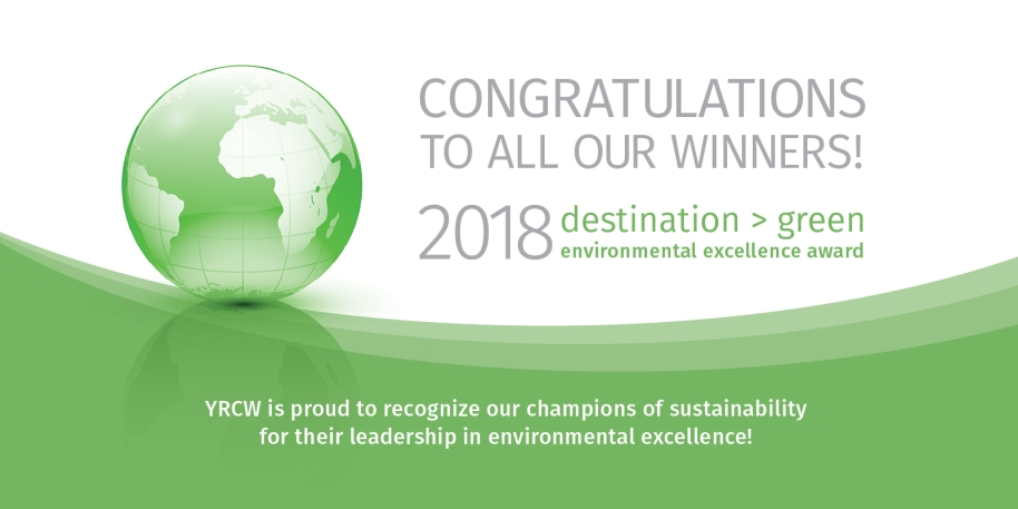 Destination Green Award
